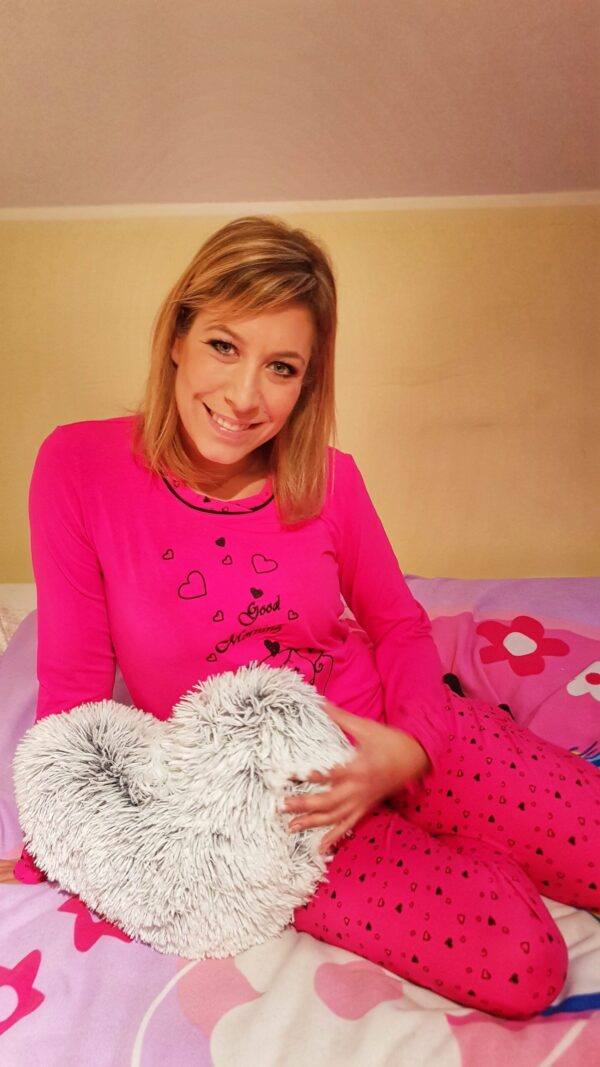 Pižama Pink