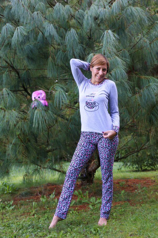 Pižama Pink tiger