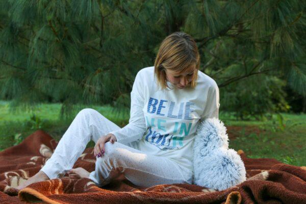 Pižama Believe