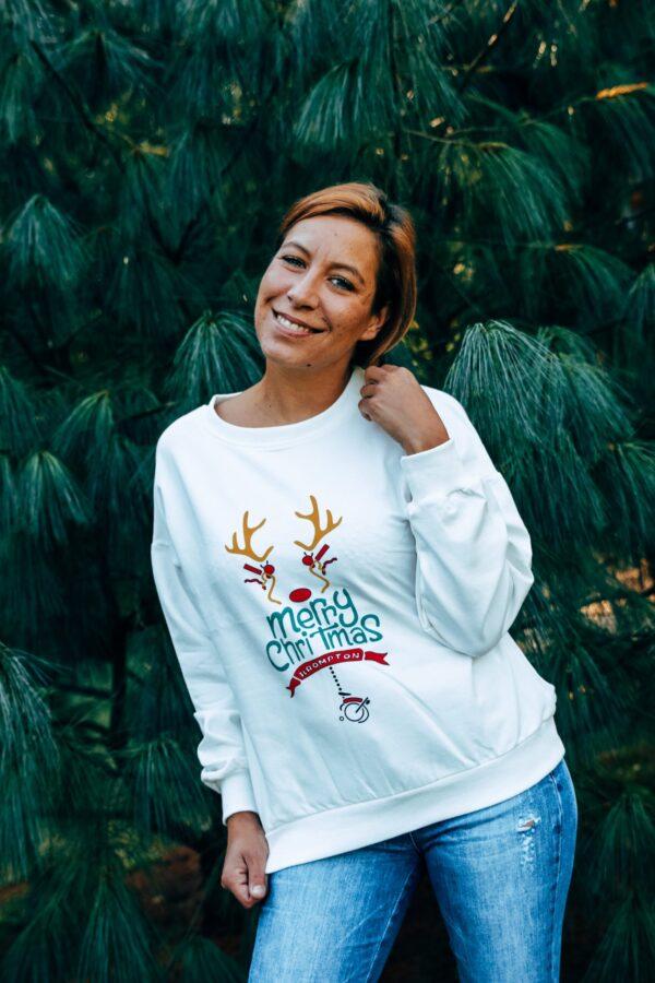Božični pulover Merry Christmas